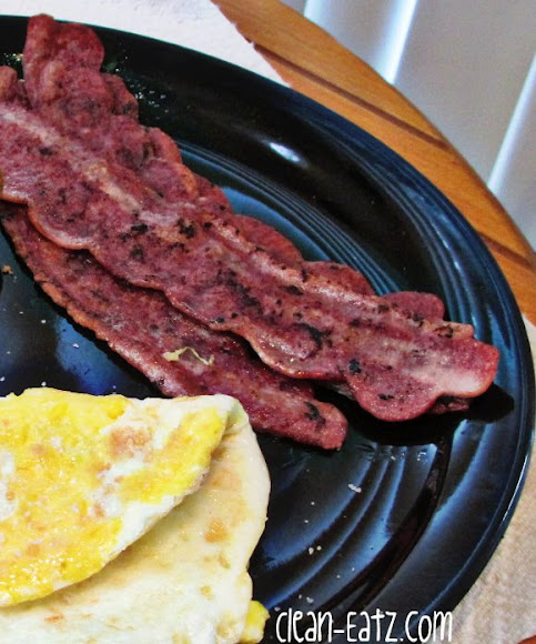 Paleo Breakfast - Bacon and Eggs